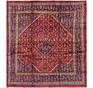 Link to 9' 5 x 10' 4 Farahan Persian Square Rug