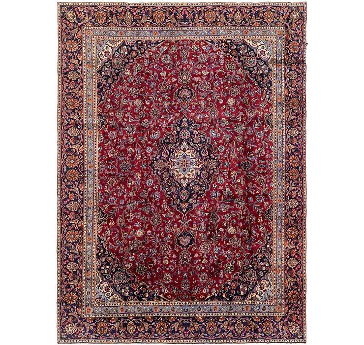 255cm x 353cm Mashad Persian Rug