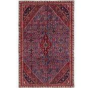 Link to 198cm x 305cm Hamedan Persian Rug
