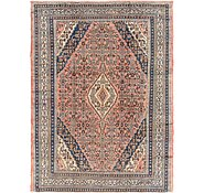 Link to 8' 10 x 11' 6 Hamedan Persian Rug