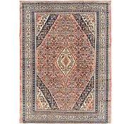 Link to 270cm x 350cm Hamedan Persian Rug