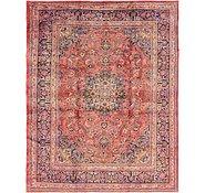 Link to 9' 7 x 12' 5 Mahal Persian Rug