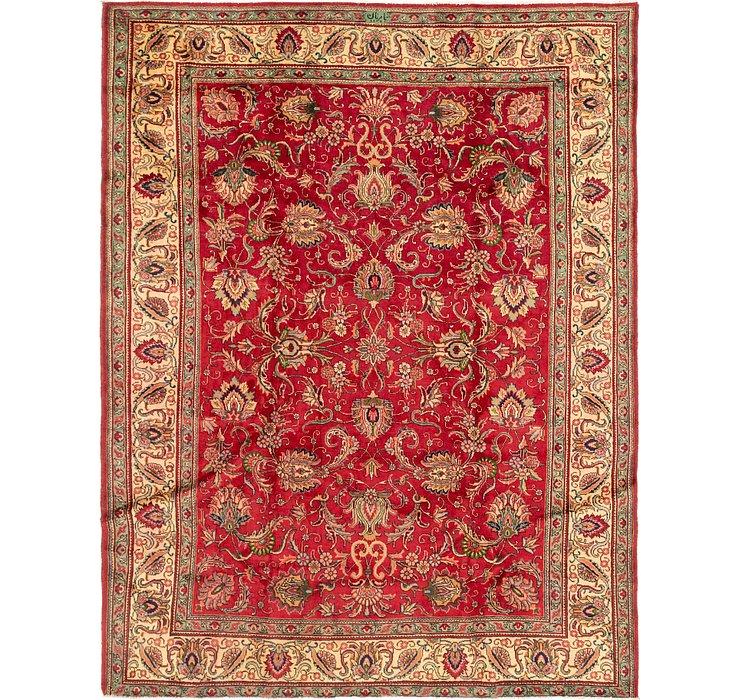8' x 10' 10 Tabriz Persian Rug