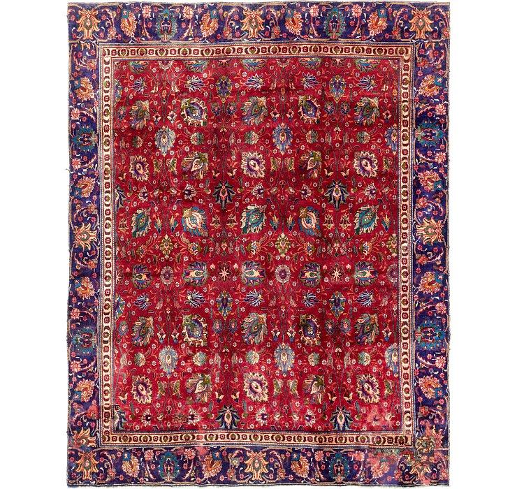 8' 9 x 11' 3 Tabriz Persian Rug