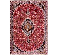 Link to 6' x 8' 9 Mashad Persian Rug
