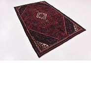 Link to 5' 6 x 8' 9 Hamedan Persian Rug