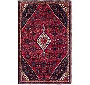 Link to 168cm x 267cm Hamedan Persian Rug