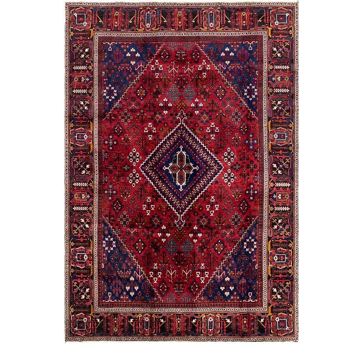 7' 8 x 11' 4 Joshaghan Persian Rug