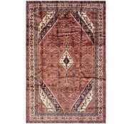 Link to 5' 10 x 9' 4 Hamedan Persian Rug