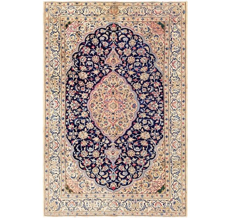 198cm x 305cm Nain Persian Rug