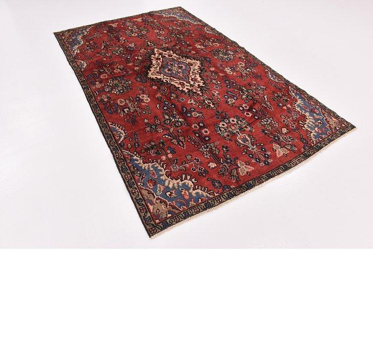 HandKnotted 5' 2 x 8' 2 Liliyan Persian Rug
