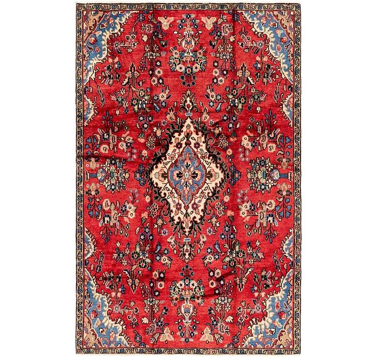 5' 2 x 8' 2 Liliyan Persian Rug