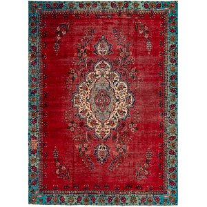 Link to 267cm x 353cm Tabriz Persian Rug item page