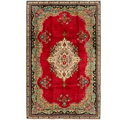Link to 5' x 8' 5 Tabriz Persian Rug