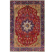 Link to 6' 5 x 9' 9 Tabriz Persian Rug