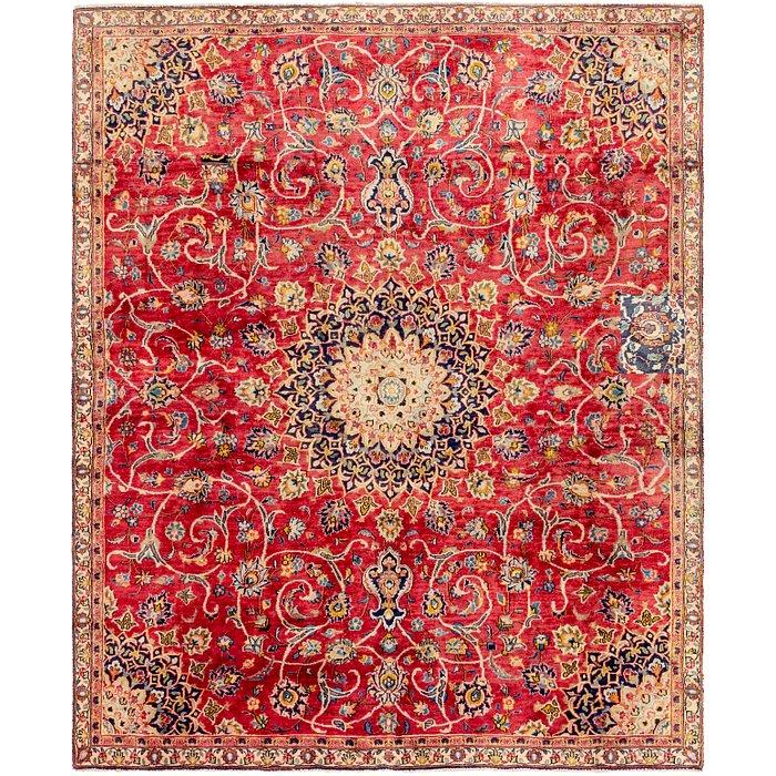 7' 3 x 8' 10 Kashmar Persian Rug