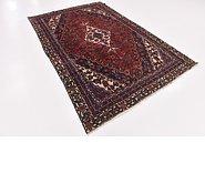 Link to 5' 8 x 8' 9 Hamedan Persian Rug