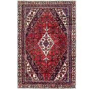 Link to 173cm x 267cm Hamedan Persian Rug