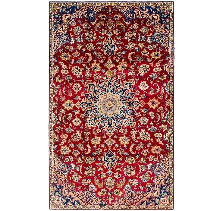 5' 2 x 8' 8 Isfahan Persian Rug
