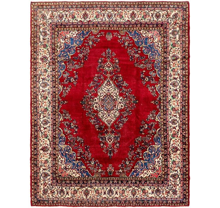 10' 8 x 13' 8 Shahrbaft Persian Rug