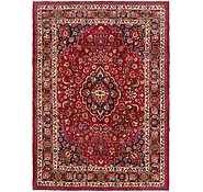 Link to 8' 4 x 11' 6 Tabriz Persian Rug