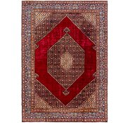 Link to 7' 10 x 11' 6 Mood Persian Rug