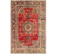 Link to 6' 5 x 9' 10 Tabriz Persian Rug