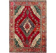 Link to 8' 10 x 12' 9 Tabriz Persian Rug
