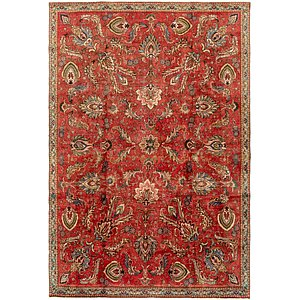Link to 240cm x 355cm Tabriz Persian Rug item page