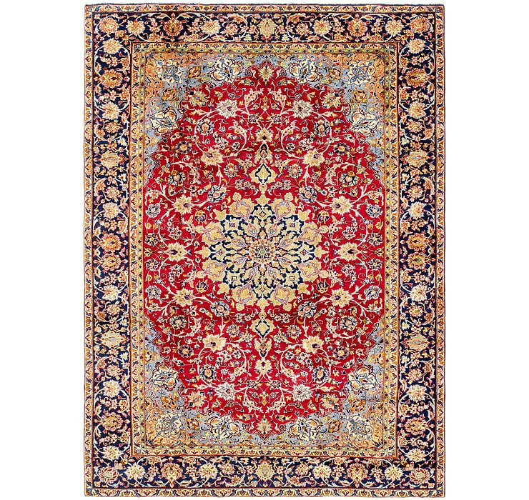 8' 3 x 11' 8 Isfahan Persian Rug