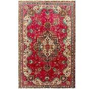 Link to 6' x 9' 6 Tabriz Persian Rug