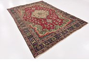 Link to 7' 2 x 10' 8 Tabriz Persian Rug