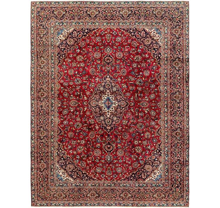 9' 2 x 12' Mashad Persian Rug