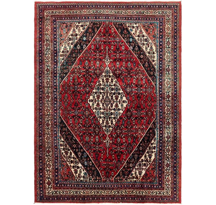 8' 8 x 12' 3 Hamedan Persian Rug