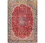 Link to 282cm x 400cm Mashad Persian Rug