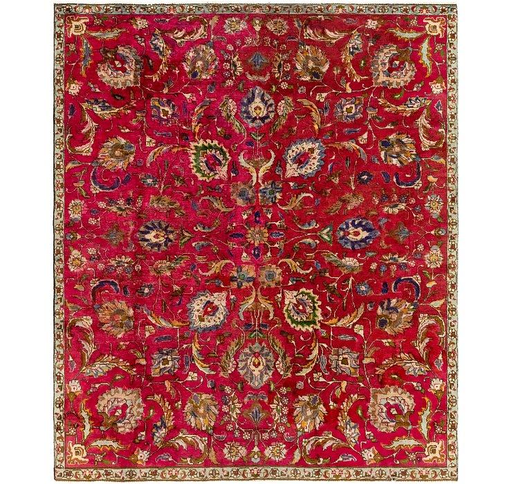 7' 6 x 9' Tabriz Persian Rug