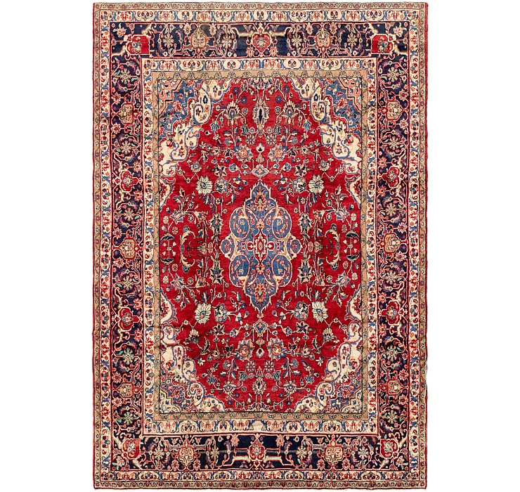8' 6 x 12' 4 Shahrbaft Persian Rug