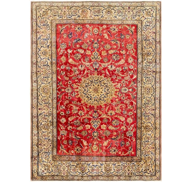 8' x 11' Nain Persian Rug
