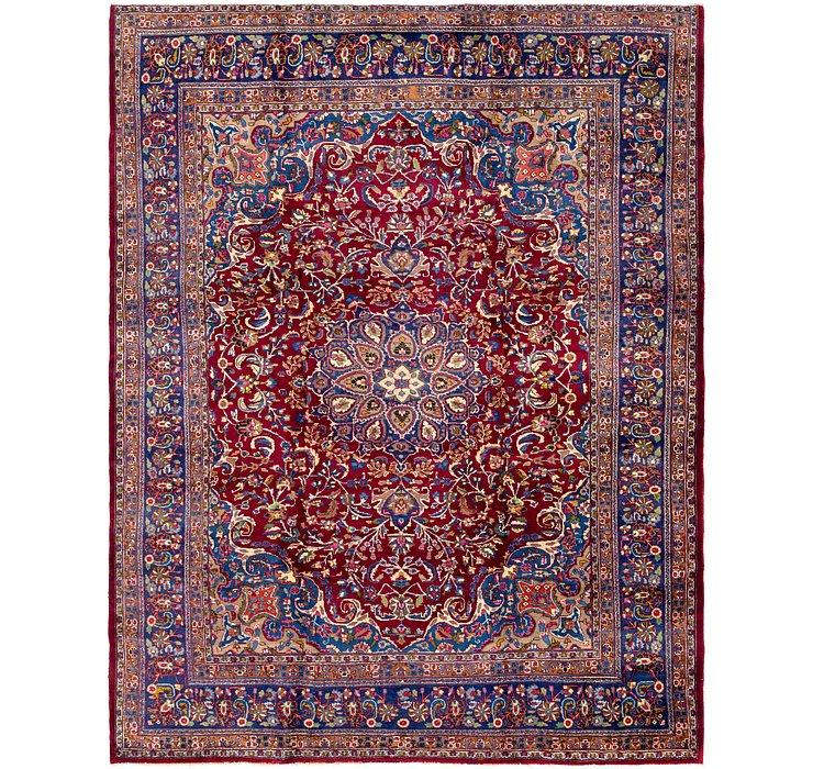 9' 8 x 12' 5 Kashmar Persian Rug