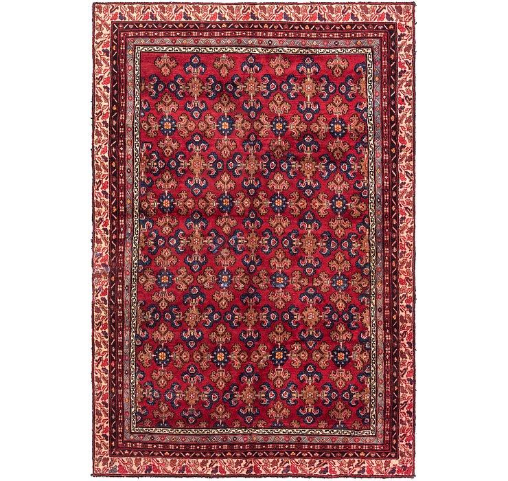 6' 8 x 10' Bakhtiar Persian Rug