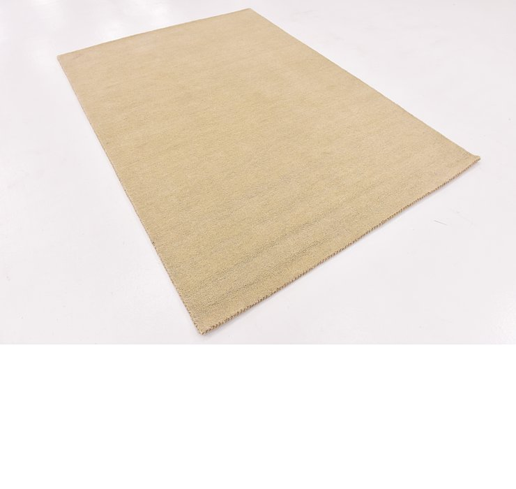 HandKnotted 5' 5 x 7' 5 Indo Gabbeh Rug