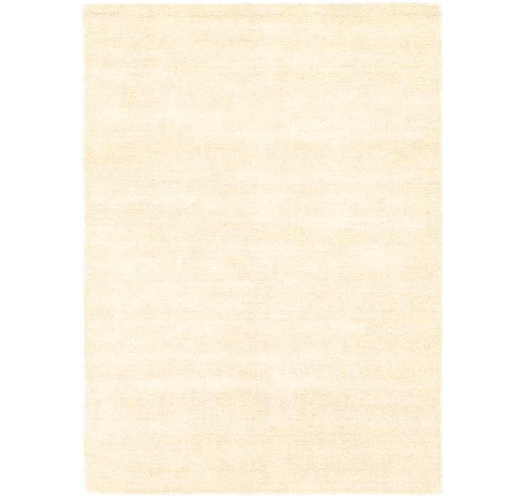 5' 5 x 7' 5 Indo Gabbeh Rug