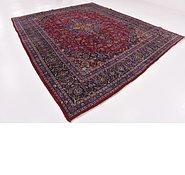 Link to 9' 10 x 12' Mashad Persian Rug