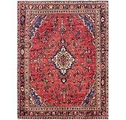 Link to 8' 4 x 11' Hamedan Persian Rug