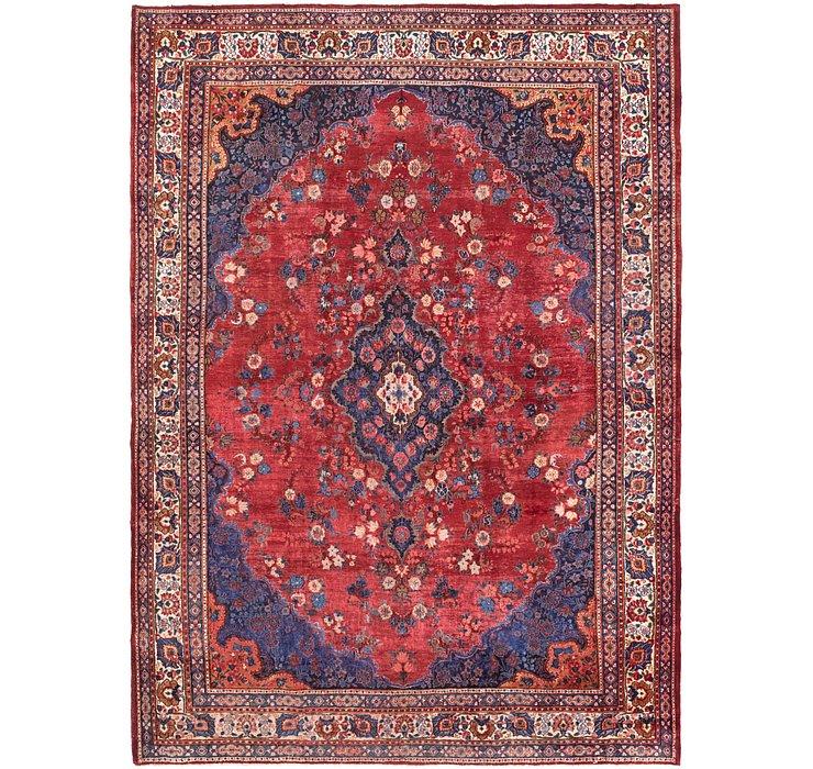 9' 5 x 13' Shahrbaft Persian Rug