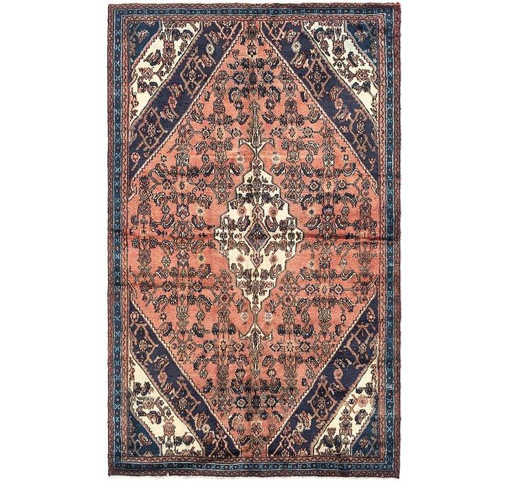 5' 2 x 8' 8 Hamedan Persian Rug