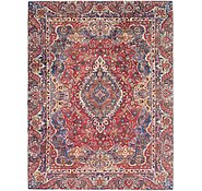 Link to 8' 10 x 11' 10 Kashmar Persian Rug