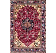 Link to 7' 7 x 11' 6 Tabriz Persian Rug