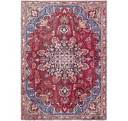 Link to 218cm x 300cm Mashad Persian Rug