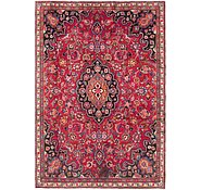Link to 225cm x 325cm Mashad Persian Rug